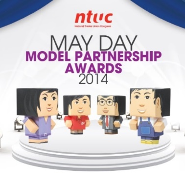 May Day Model Partnership Award