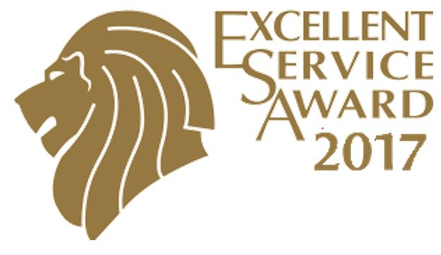 Excellent Service Award